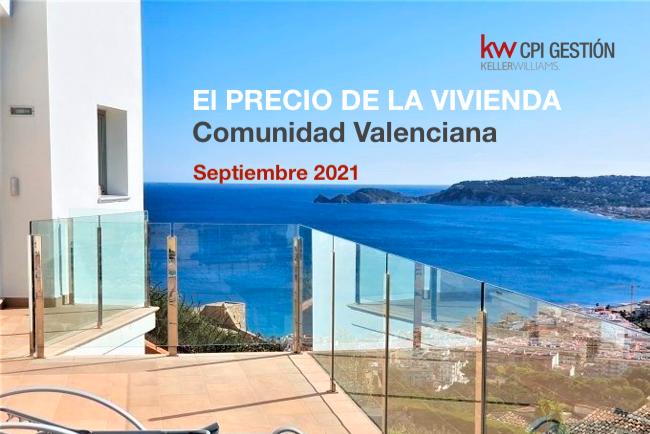 precio-vivienda-comunidad-valenciana-septiembre-2021